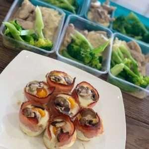 Preparing Food Fast