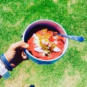 Mango Chia Smoothie Bowl