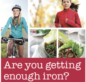 Are you getting enough iron??